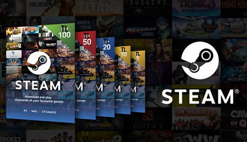 10 TL Steam Cüzdan Kodu