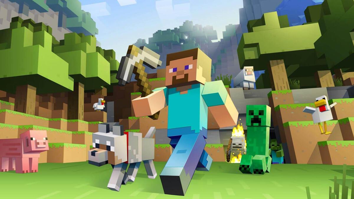 Minecraft Premium 2